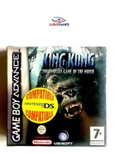 King Kong GBA Game Boy Advance Nintendo Videojuego Retro New Sealed Spa