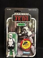 Vintage 1984 Star Wars Return of the Jedi Biker Scout Action Figure Kenner