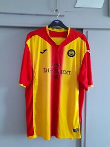 Partick Thistle Football Shirt Joma Home  2017 2018 size 3xl 26 Pit to pit