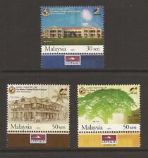 MALAYSIA 2005 SG1291/1293 Malay College, Kuala Kangsar Set MNH (JB9984)