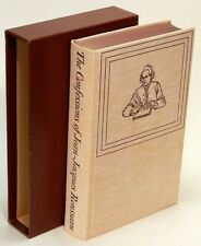 The Confessions of Jean-Jacques ROUSSEAU in NF Heritage Press ed./slipcase 77560