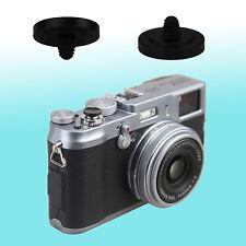 Gris suave Disparador Jjc latón Olympus Om-1 Leica M8 Fuji Hasselblad