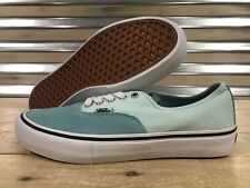 8b1f19bba1f Vans Authentic Pro Skateboard Shoes Aqua Haze Soothing Sea SZ 9 (  VN0A3479VER )