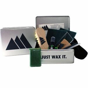 Ski Snowboard Tuning Universal Lime Wax Tuning Kit Wax