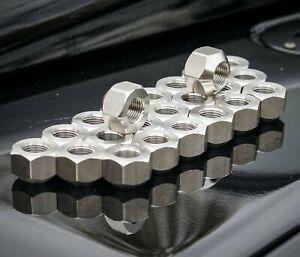 Land Rover Defender 316 Grade Stainless Steel Wheel Nuts - Uproar 4x4