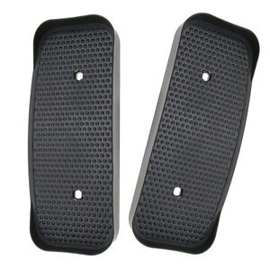 2x Anti Slip Surface Elliptical Pedal Plastic Fit for XS Sports Cross Trainer