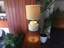 Fantastic Vintage Italian Pottery Bitossi Lamp Base