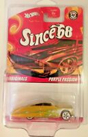 Hot Wheels Since '68 - Purple Passion - Gold w/Silver Roof - Rare Color! VHTF