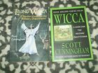Scott+Cunningham+Wicca%2C+Magical+Herbs%2C+Incense+and+Brews%2C+Book+Lot+Of+4.Like+New
