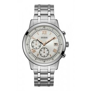 AUTHENTIC GUESS MEN'S SUMMIT CHRONOGRAPH WATCH U1001G1 Brand New RRP:$399