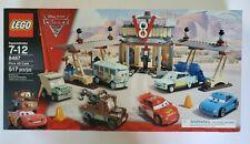 LEGO 8487 - Disney Pixar Cars 2: Flo's V8 Café - Retired New Sealed