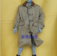 "1/6 Scale Hot WWII Coat uniform overcoat For 12"" Action Figure Toys"