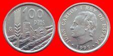 100 PESETAS JUAN CARLOS I 1995 SIN CIRCULAR ES ESPAÑA