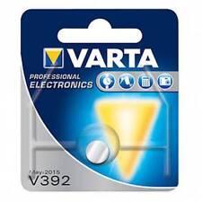BATTERIA A BOTTONE PER OROLOGIO E ALTRO 1,55V 38mAH VARTA-V392