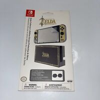 PDP Zelda Breath of the Wild Screen Protector Protection & Skins Nintendo Switch