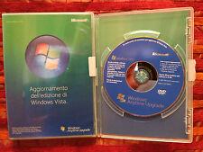 Microsoft Aggiornamento dell'edizione di Windows Vista X12-95877 32 bit