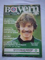 Orig.PRG   1.BL   1982/83   FC BAYERN MÜNCHEN - BORUSSIA MÖNCHENGLADBACH ! TOP