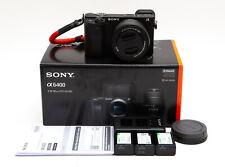 Sony Alpha a6400 24.2MP Digital Camera + 16-50mm PZ Lens (USA)