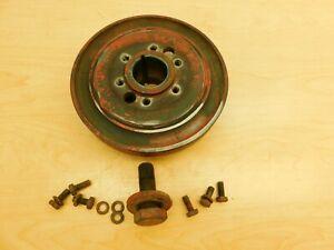 ENGINE HARMONIC BALANCER MOPAR 318 POLY ENGINES 1962-1966 63DP2-1P8