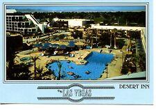Desert Inn Hotel-Swimming Pool-Gambling Casino-Las Vegas-Nevada-Modern Postcard