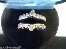 1.50CTW LCS DIAMOND RING GUARD ENHANCER SZ 5 SZ  + GIFT SEE STORE FOR ALL
