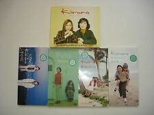 "Kiroro 4 Singles 3"" CDs Japan Version JPOP Karaoke 1 Album Taiwan Version"