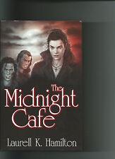 The Midnight Cafe By Laurell K Hamilton HD/DJ VGC Anita Hill Vampire Executioner