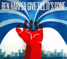 Give Till It's Gone [Digipak] by Ben Harper (CD, May-2011, Virgin)