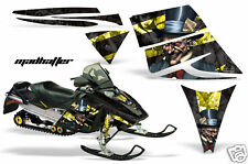 Snowmobile Graphics Kit Decal Sticker Wrap For Ski Doo Rev 2003-2009 HATTER Y K