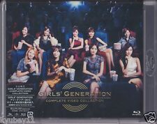 New SNSD GIRLS' GENERATION COMPLETE VIDEO COLLECTION 2 Blu-ray Japan UPXH-20014