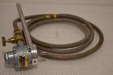 ONE USED ARROW ENGINEERING CO. OVERHEAD STIRRER MODEL #A.