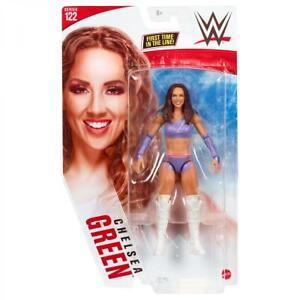 WWE Mattel Chelsea Green Series 122 Basic Figure