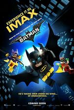 The Lego Batman Movie Poster (24x36) - Will Arnett, Jenny Slate, Ralph Fiennes 2