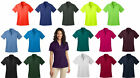 Port Authority Ladies Silk Touch Womens Dri-Fit Polo Shirt S-4XL