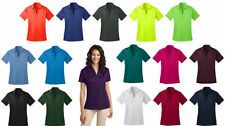 Port Authority Ladies Silk Touch Dri tech great Fit Polo Shirt S-4XL FREE SHIP