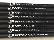 NEW RAPPORT NT ULTRALITE GRAPHITE NICKEL TIP WOOD SHAFT W TIP AND GRIP