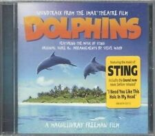 NEW Dolphins: Soundtrack from the IMAX Theatre Film (Audio CD)