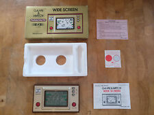 NINTENDO 1981 GAME AND WATCH - PARACHUTE!!-RARE PR-21 **Include Batteries**