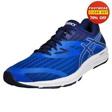 Asics Amplica Men's Premium Running Shoes Fitness Gym Trainers Blue