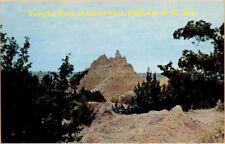 (ma6) Badlands: Vampire Peak on Cedar Pass