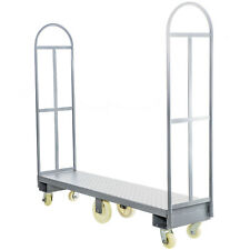 New listing U-boat Utility Cart 60L*60H with Removable Handles and 2000lbs Capacity Steel