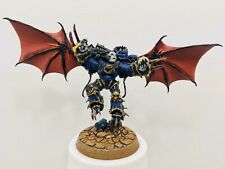 Warhammer 40k Chaos Space Marines Night Lords Lord Conversion