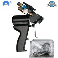 P2 PU Foam spray gun Polyurethane Air Purge SprayGun self cleaning Free UPS Ship