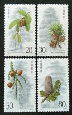 China PRC 1992-3 Fir Trees 1992 Single Set MNH