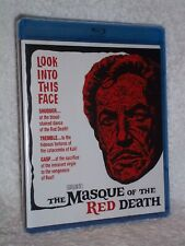 Masque Of The Red Death (Blu-ray, 2020) NEW Vincent Price halloween horror