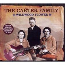 Carter Family, the - Wildwood Flower 2CD NEU OVP