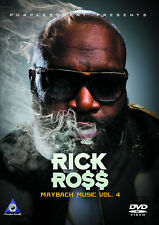 RICK ROSS MUSIC VIDEOS HIP HOP RAP DVD CHRIS BROWN LIL WAYNE JAY Z SNOOP DOGG