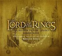 The Lord of the Rings - The Motion Picture Trilogy von Lor... | CD | Zustand gut