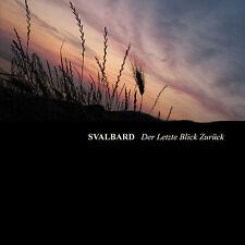 SVALBARD - Der Letzte Blick Zurück CD DERNIERE VOLONTE Von Thronstahl Legionarii