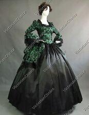 Victorian Steampunk Fairytale Gown Fancy Dress Witch Halloween Costume N 143 XXL